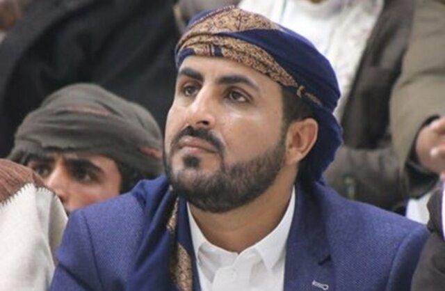 انصار الله: هر راه حلی که توقف حملات و لغو محاصره یمن را مدنظر قرار ندهد، محکوم به شکست است