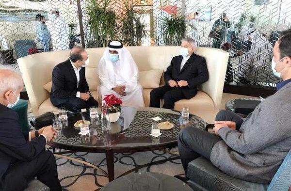 صالحی امیری با رئیس کنفدراسیون کاراته آسیا دیدار کرد
