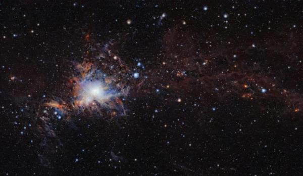 انتشار نقشه دو میلیارد ستاره کهکشان راه شیری