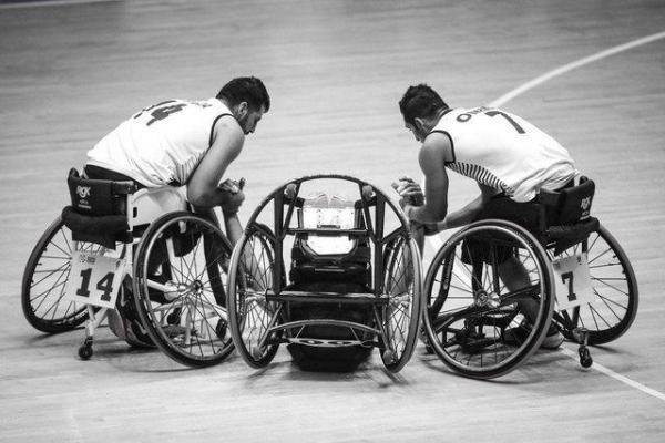 حضور تیم ملی بسکتبال با ویلچر در اردوی آمادگی بعد از یکسال دوری از تمرینات