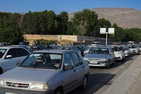 محدودیت ترافیکی جاده های شمال تا روز دوشنبه 29 دی 99 ، 11 جاده مسدود است