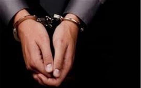 دزد مسلح طلافروشی دستگیر شد