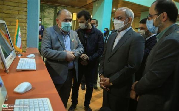 بازدید وزیر آموزش و پرورش از جشنواره ملی اسباب بازی