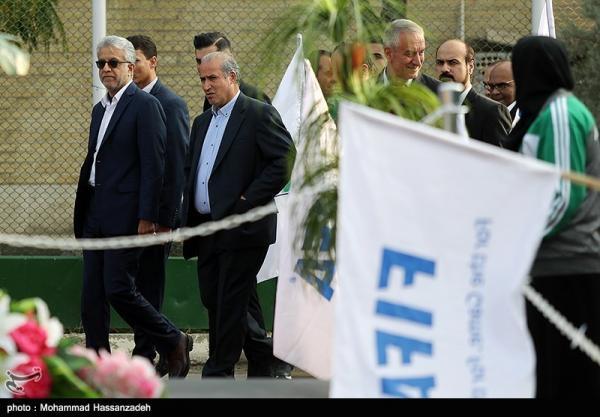 غفاری: دفاع نکردن نماینده ما از حق ایران در هیئت رئیسه AFC ضعف است، به جای پیش فعالی، پس فعال هستیم
