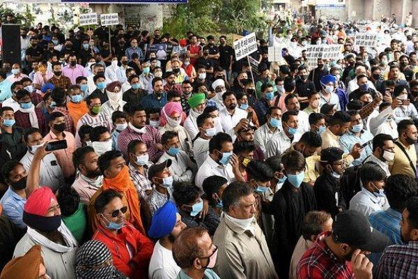 شمار مبتلایان به کرونا در هند از رقم 126 هزار تن گذشت
