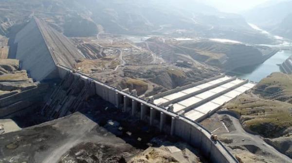 ساخت سد در مثلث مرزی عراق - ترکیه - سوریه خبرنگاران