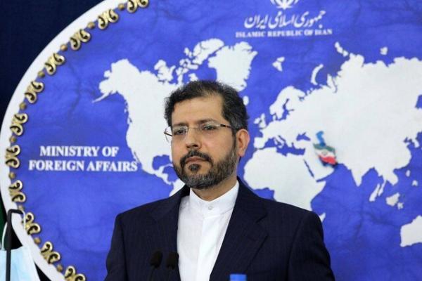 ایران گفتگوهای جامع با اتحادیه اروپا را تعلیق می نماید