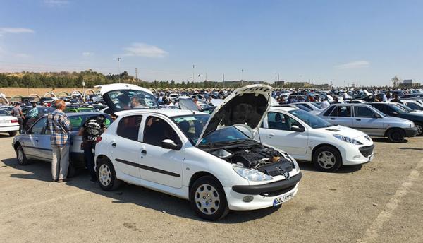 بازار خودرو زیر ذره بین؛ قیمت انواع خودرو در بازار امروز 31 فروردین 1400