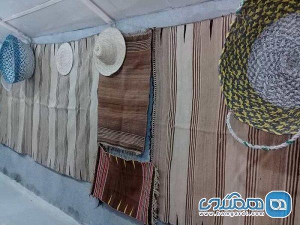 احیای صنعت دستی خاص گنخک شیخا در شهرستان دشتی