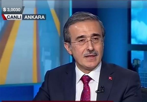 آنکارا: مذاکره با آمریکا درباره پروژه اف 35 به زودی شروع خواهد شد