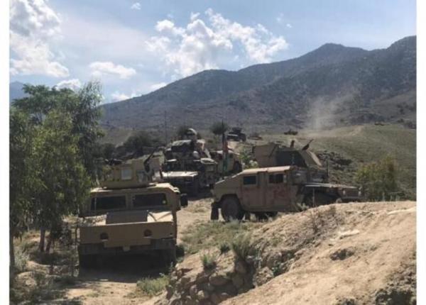سه فرمانده نیروهای دولتی افغانستان در بغلان و بدخشان کشته شدند