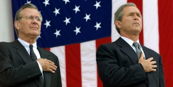 مرگ دونالد رامسفلد وزیر دفاع جنگ طلب آمریکا