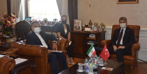 رایزنی سفیر ایران با معاون وزیر کشور ترکیه درباره همکاری های مرزی و امنیتی