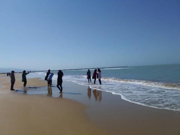 نبود پلاژ بانوان در ساحل بوشهر