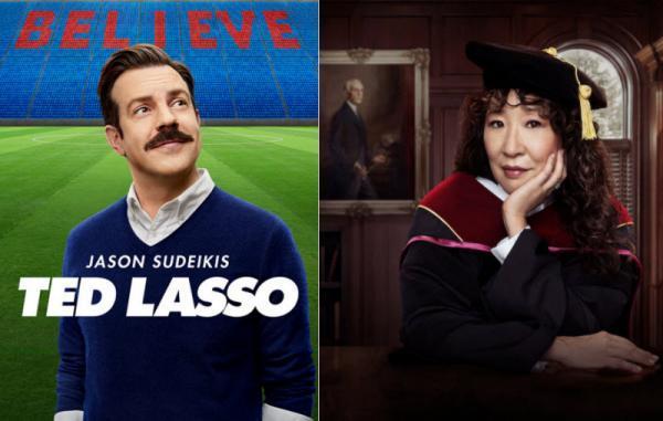 دو سریال برای اینکه شاید از غم ناگزیر عصر آدینه بیرون بیاید: سریال The Chair و سریال Ted Lasso