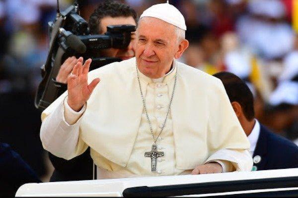 پاپ فرانسیس: حتی به ذهنم خطور نمی کند که استعفا بدهم