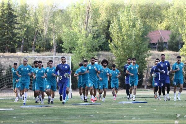لیست بازیکنان استقلال برای حضور در لیگ قهرمانان آسیا معین شد
