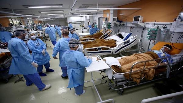 آمار فوتی های کرونا در ایران امروز دوشنبه 5 مهر 1400